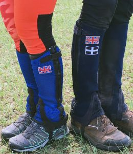 What riding chaps to wear for extreme endurance?