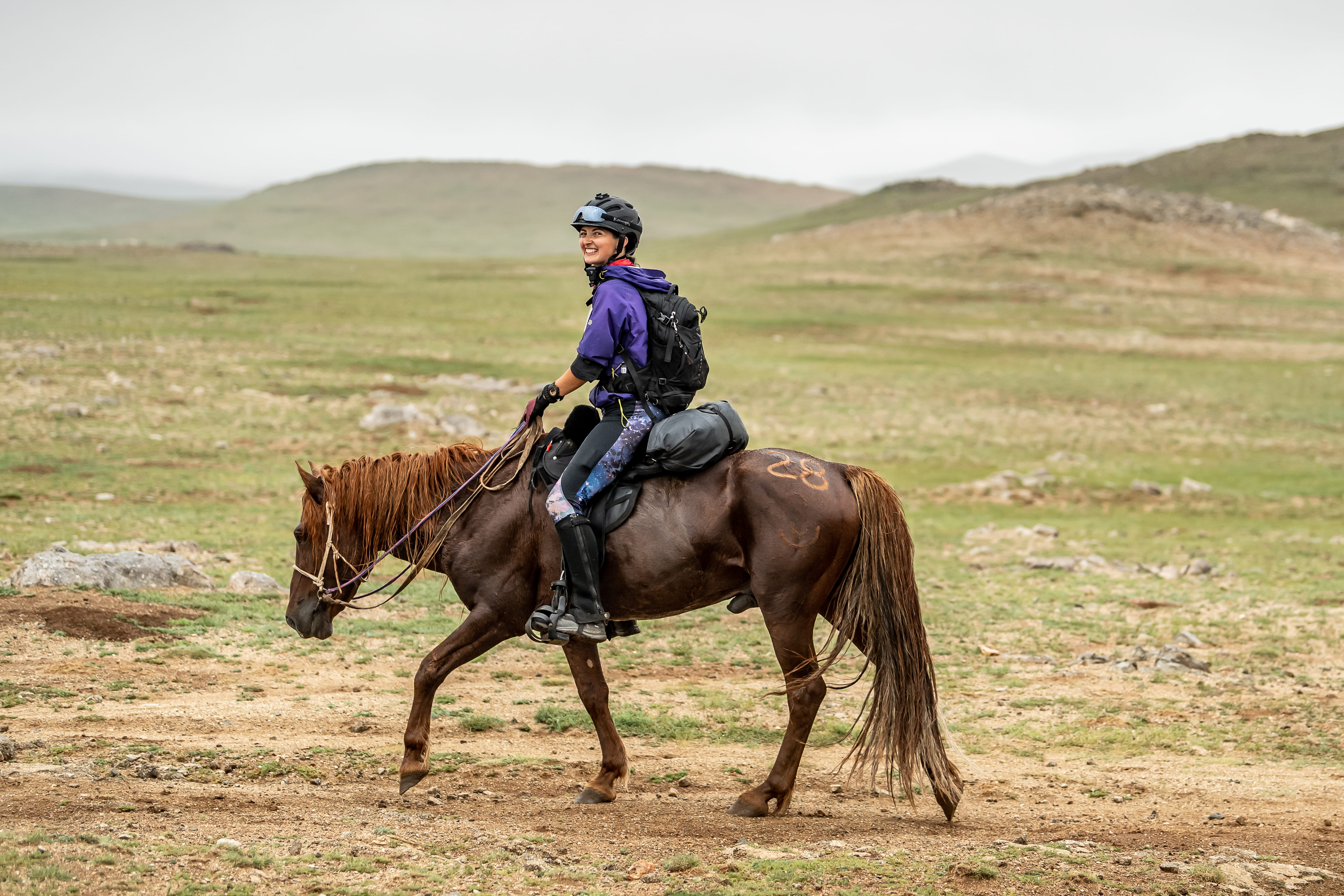 Mongol Derby 2019 Race Day 1