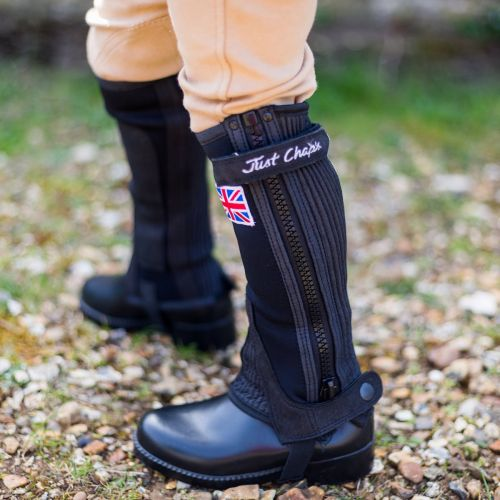 National Team Half Chaps with Flag (Child)