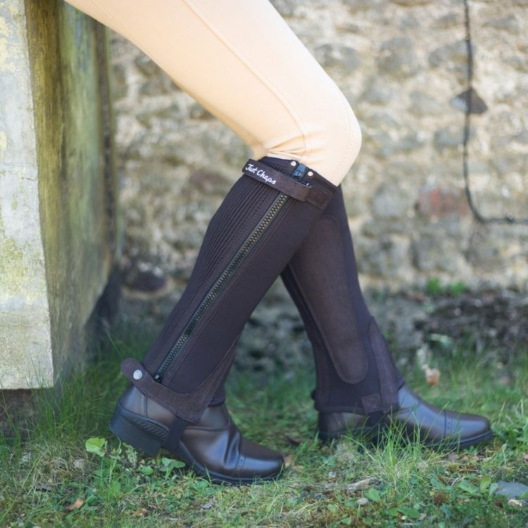 Just Chaps All-Purpose Half Chaps